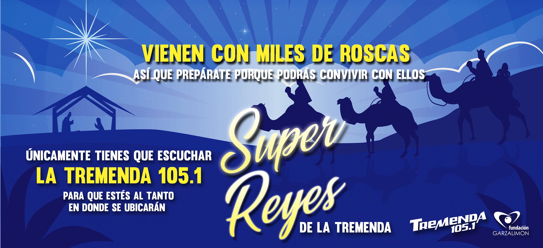 LOS SUPER REYES DE LA TREMENDA