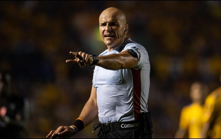 FMF investigará al árbitro del Chivas vs América de Copa