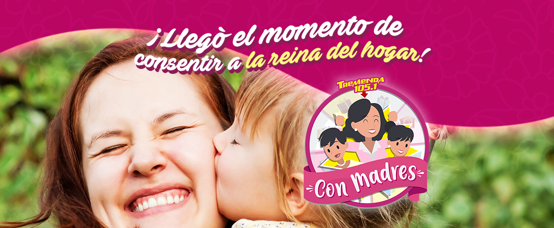 CON MADRES
