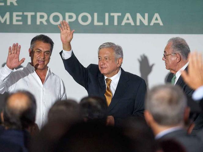 Infraestructura en transporte impulsa el desarrollo: López Obrador