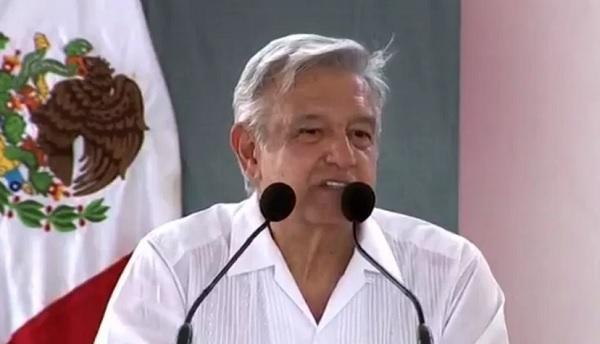 Se acabó el abandono al sur-sureste de México: AMLO