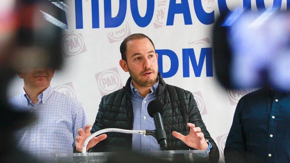 PAN exige a AMLO trabajar por la seguridad y economía
