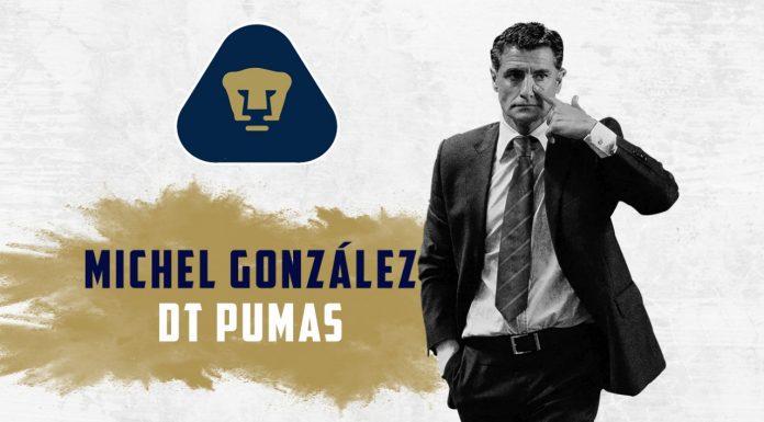 Míchel González es nuevo técnico de Pumas en lugar de Marioni