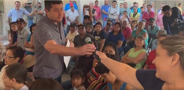 """""""Te hace falta mucho ejercicio"""": alcalde de Ahome a mujer que quería ser policía"""