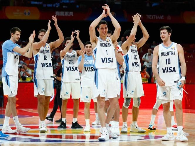 Argentina y España jugarán la final del Mundial de basquetbol